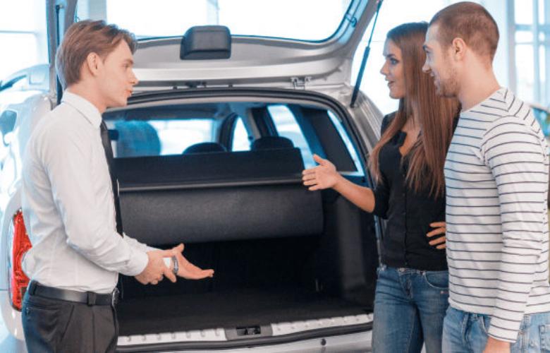 comprando un auto