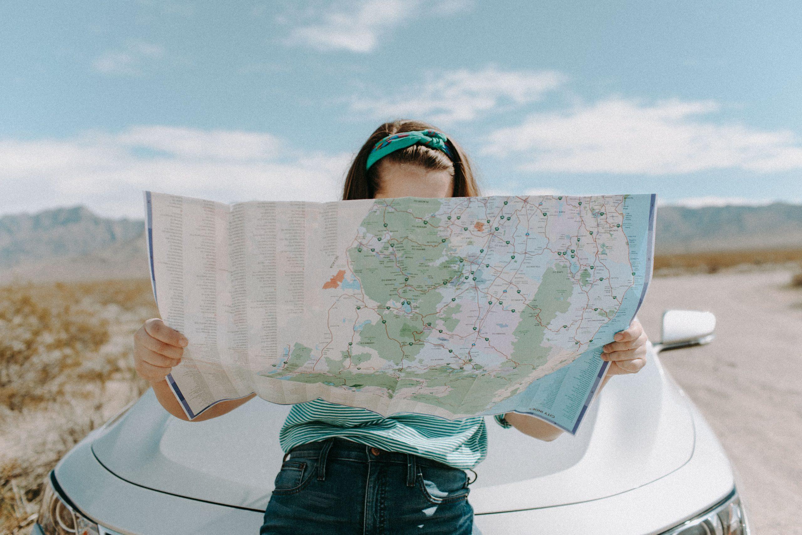 Lista De Viaje Y Consejos Esenciales para un viaje en Carretera.