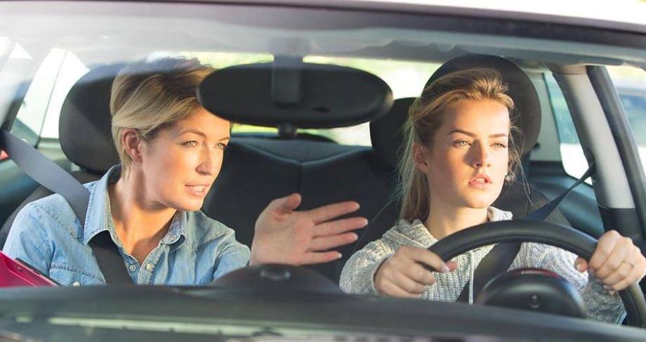 Consejos para conducir para principiantes.