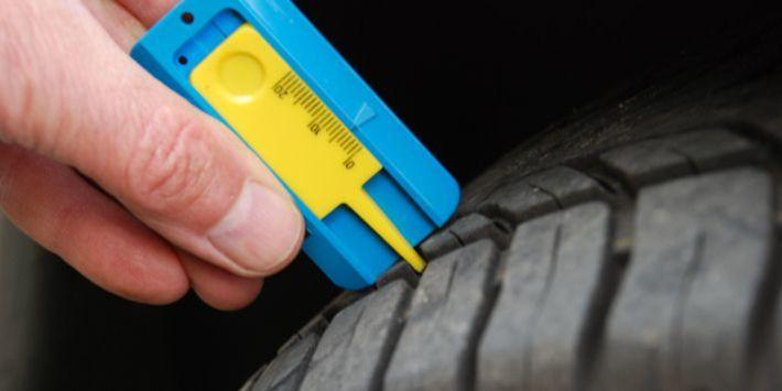 desgaste neumático